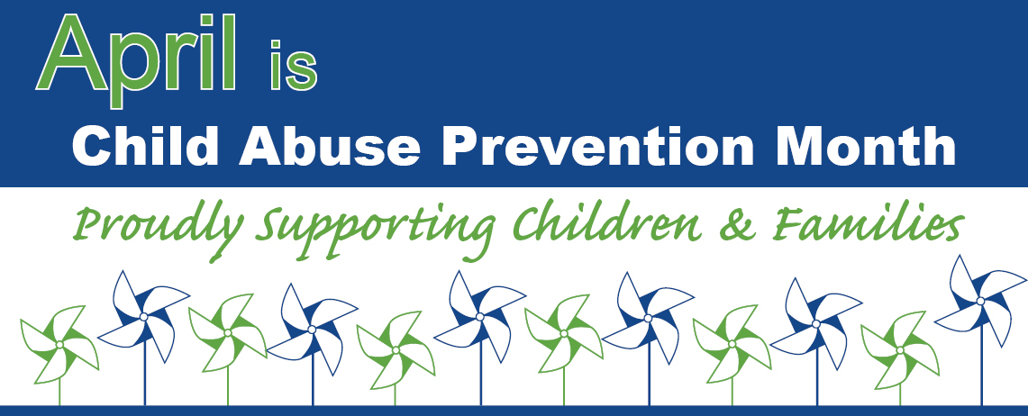 Child Abuse Prevention Month Slider 2021 April